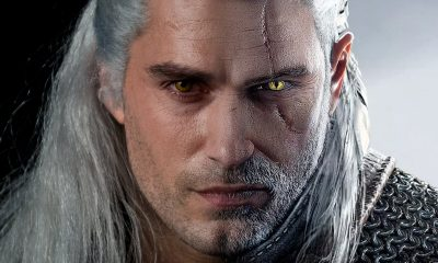 Henry Cavill announced The Witcher Season 1 filming done.