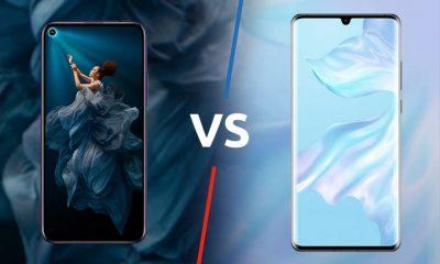 Honor 20 Pro vs. Huawei P30 Pro