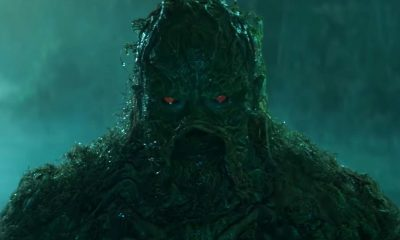 Swamp thing dc universe full trailer is out.
