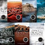 A song of ice and fire book covers