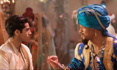 Disney admits using brown powder on their cast in Aladdin 2019.