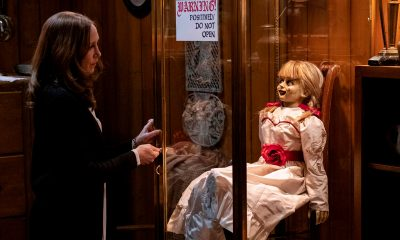 Annabelle Comes Home trailer 2 out.