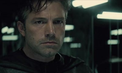 Ben Affleck won't return for Matt Reeves' Batman.