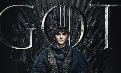 Bran Stark says George R. R. Martin planned for him to sit on the throne.
