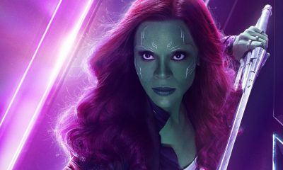 What happens to Gamora after Endgame?