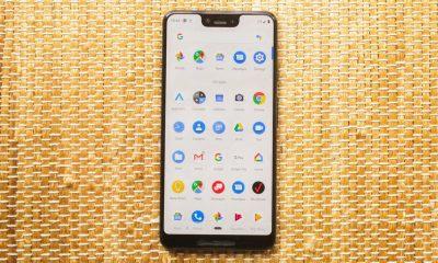 Google Pixel 3 XL review.