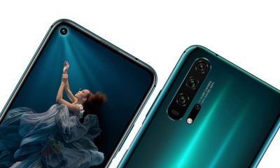Honor 20 Pro announced amidst Google-Huawei fiasco.