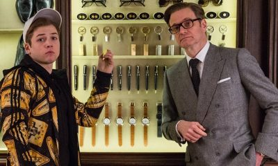 Kingsman 3 set to begin filming late this year.