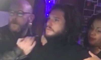 Kit Harrington is rehabilitated for stress and alcohol abuse.