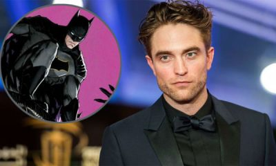 Robert Pattinson may be the new face for Matt Reeves Batman.