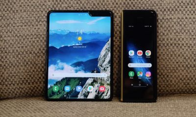 Samsung Galaxy Fold delayed again.