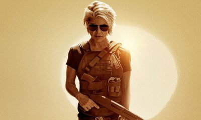 Sarah Connor and James Cameron are back to relaunch Terminator trilogy.