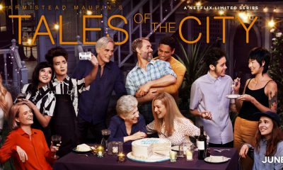 Tales of the city airing on Netflix this June.