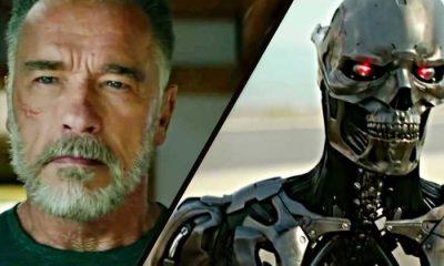Terminator Dark Fate's James Cameron interview.