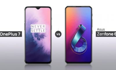 Zenfone 6 vs. OnePlus 7 Pro: Who wins?