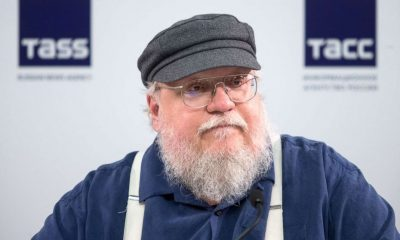 George R R Martin involved in Meow Wolf project after promising to deliver sixth volume 2020.