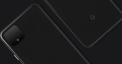 New Google Pixel 4 design revealed by Google.