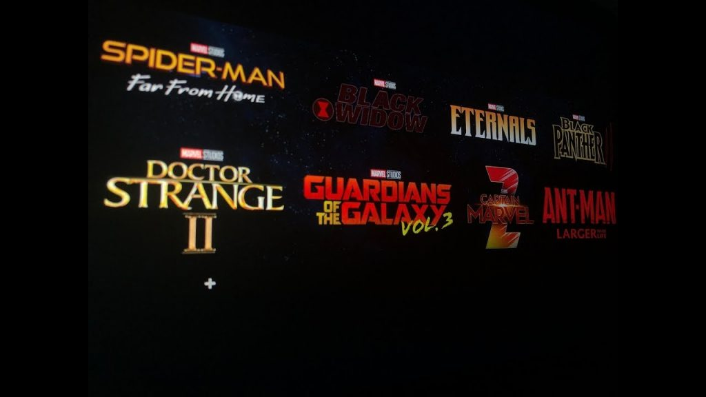 phase 4 marvel