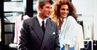 Pretty Woman ended differently in its '3,000' script.