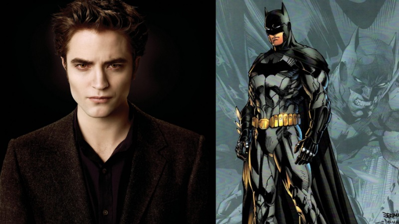 Confirmed: Robbert Pattinson Is The New Batman