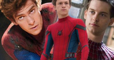 Tom Holland wants to have a Spider-verse with Maguire and Garfield in it.