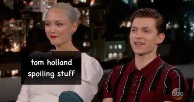 Tom Holland spoiled Endgame for his movie promotion.
