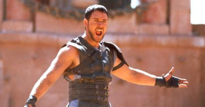Gladiator's sequel happening 25 years after first movie.