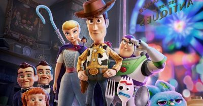 Toy Story 4 lost the match against Studio Ghibli in China.