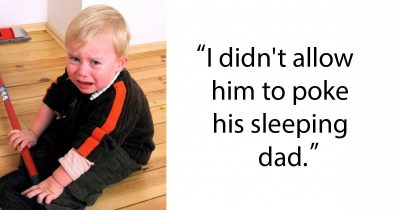 35 Parents Share Funny Reasons Why Their Kids Were Crying