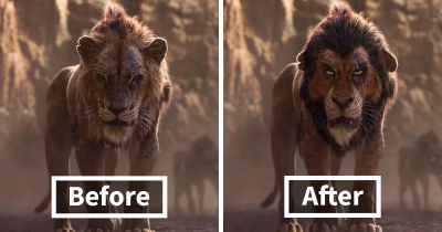 Artists Give The Lion King's Characters An Alternative Look They Should Have Gone With
