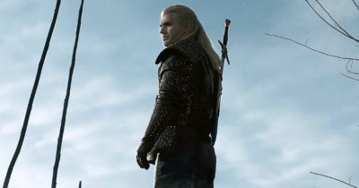 Henry Cavill first look as Geralt in 'The Witcher'.