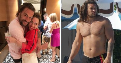 Jason Momoa Responded After Critics Slammed Him For Having A 'Dad Bod'.