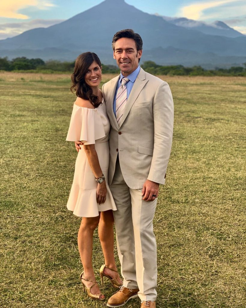 Jason Sehorn and Meghann Gunderman who rejected Prince William.