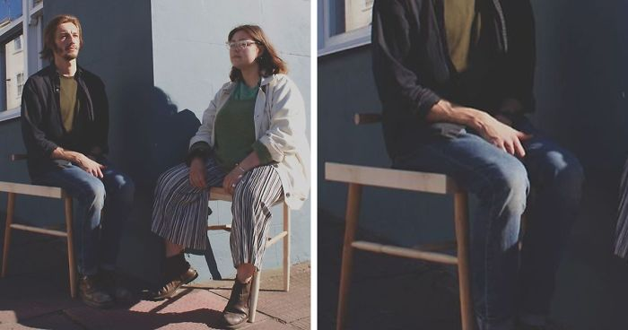 Feminist Designs A Chair That Averts Manspreading Wins A Design Award