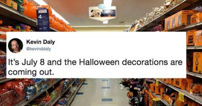 Social Media Posts Prove That It's Practically Halloween Already
