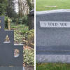 35 Hilarious Tombstones By People Whose Sense Of Humor Will Live Forever