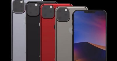 iPhone 11 rumored to come with new 3D haptic feedback and triple camera.