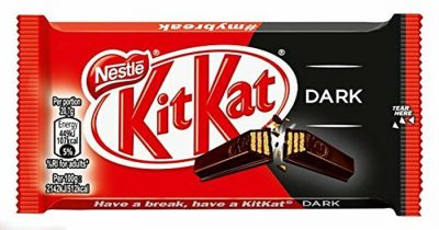 Nestle Plans To Launch A Sugar-Free Dark Chocolate Kitkat