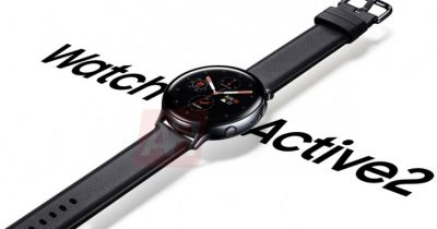 Galaxy watch active 2 to feature ECG heart tracker.