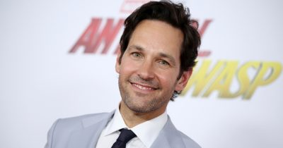 Paul Rudd signs up for Ghostbusters reboot.