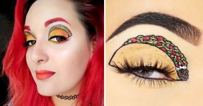 Taco Makeup Is The New Internet Craze.