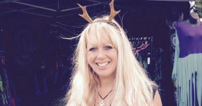Woman believes in fairies who make her look younger.