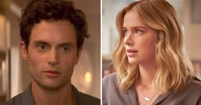 Penn Badgley confirms Beck's returning for 'You' Season 2.