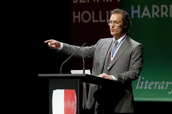 Matthew McConaughey Joins Texas University As A Full Time Film Professor