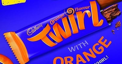 Chocolate Lovers Thrilled By Cadbury's Newly Launched Orange-Flavoured Twirl