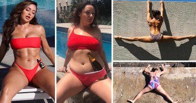 Comedian Celeste Barber Continues To Hilariously Recreate Celebrity Instagram Photos