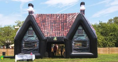 This Inflatable Irish Pub Is The Ultimate Boozy Bouncy Castle For Grownups