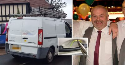 This Electrician Wires Up His Van To Give Tool Thieves A 1,000-Volt Shock.