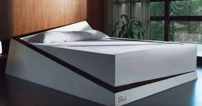 This Bed Shifts Your Partner Back To Their Side, Saving Marriages Worldwide