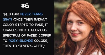 10 Amazing Facts About Redheads You Never Knew Before